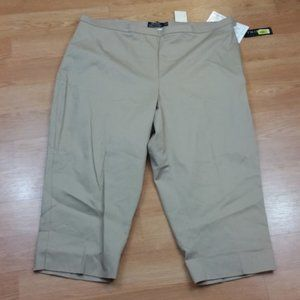 TRIBAL  Tan Capri     Size 22W